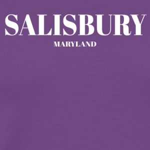MARYLAND SALISBURY US DESIGNER EDITION - Men's Premium T-Shirt