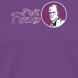 Pink Freud - Men's Premium T-Shirt