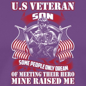 Veteran SON Limited Edition - Men's Premium T-Shirt