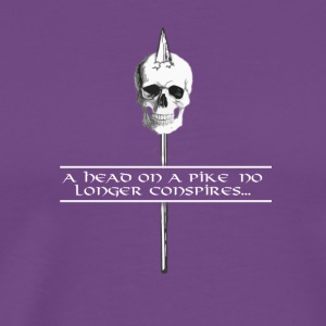 Head on a Pike - Men's Premium T-Shirt