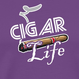 Cigar Life Tshirts - Men's Premium T-Shirt