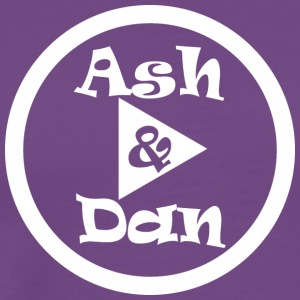 Ash and Dan YouTube Channel - Men's Premium T-Shirt