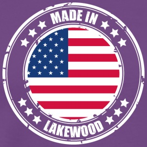 LAKEWOOD - Men's Premium T-Shirt