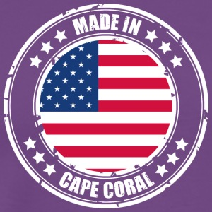 CAPE CORAL - Men's Premium T-Shirt