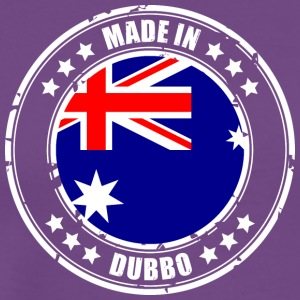 MADE IN DUBBO - Men's Premium T-Shirt
