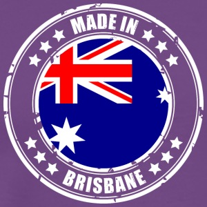 MADE IN BRISBANE - Men's Premium T-Shirt
