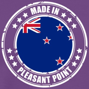 MADE IN PLEASANT POINT - Men's Premium T-Shirt