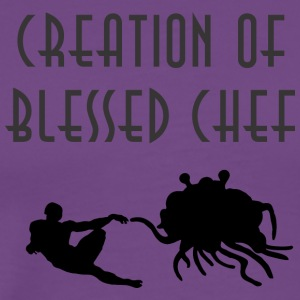 CREATION OF BLESSED CHEF - Men's Premium T-Shirt