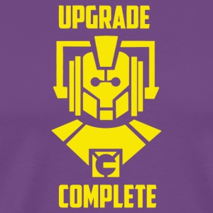 Upgrade Complete - Men's Premium T-Shirt
