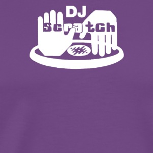 Dj Scratch Men s - Men's Premium T-Shirt