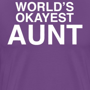 World s Okayest Aunt