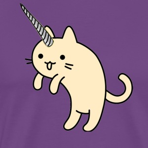 Anime Cat Unicorn - Cute Cartoon Kitty Design