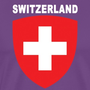 Switzerland National Emblem Premium Design