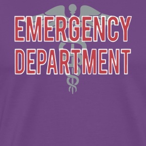 Emergency Department T Shirt