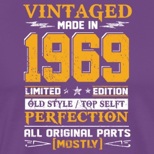 Vintaged Made In 1969 Limited Editon
