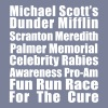 Michael Scott's Fun Run Race - Men's Premium T-Shirt
