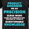 Product Engineer - Product Engineer we do precisio - Men's Premium T-Shirt