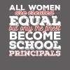 Principal - All women are created equal but only t - Men's Premium T-Shirt