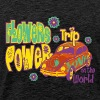 FLOWERS POWER trip - Men's Premium T-Shirt