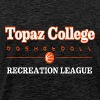 Topaz College Basketball - Men's Premium T-Shirt