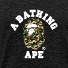 BAPE A BATHING APE - Men's Premium T-Shirt