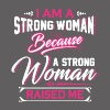 Strong Woman Shirt - Men's Premium T-Shirt