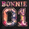 Bonnie_01_vintage_flower_bunt - Men's Premium T-Shirt