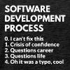 Software Development Process Shirt - Men's Premium T-Shirt