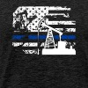 Oilfield Flag Shirt - Men's Premium T-Shirt