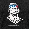 President Thomas Jefferson American Patriot Vintag - Men's Premium T-Shirt