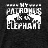 My Patronus Is An Elephant Shirt - Men's Premium T-Shirt
