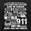 911 Dispatcher Shirts - Men's Premium T-Shirt