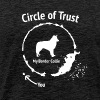 Funny Border Collie shirt - Circle of Trust - Men's Premium T-Shirt