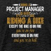 Being a Project Manager Is Easy - Men's Premium T-Shirt