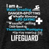 I Am A Lifeguard T Shirt - Men's Premium T-Shirt