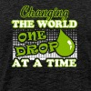 Essential Oils Changing The Word One Drop A Time - Men's Premium T-Shirt