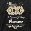Made in 1964 53 years of being awesome - Men's Premium T-Shirt