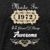Made in 1972 45 years of being awesome - Men's Premium T-Shirt