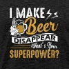 I Make Beer Disappear Shirt - Men's Premium T-Shirt