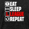 Eat Sleep League of Legends - Men's Premium T-Shirt