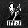 Negan -Vegan -TWD - Men's Premium T-Shirt