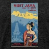 vintage java - Men's Premium T-Shirt