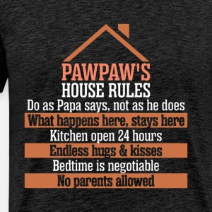 Pawpaws House Rules