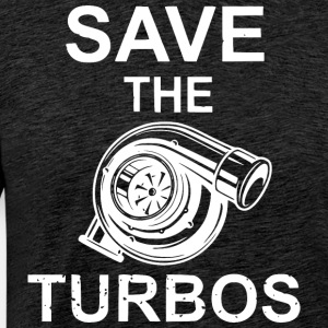 save the Turbos white