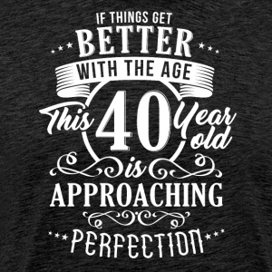 Funny 40th Birthday Party T-Shirt