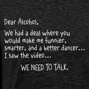 ALCOHOL TALK