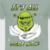 Bershrek Berserk x Shrek - It's All Orge NOW - Men's Premium T-Shirt