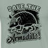 Save The Armadillo Shirt - Men's Premium T-Shirt