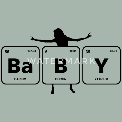 Sexy Baby Periodic Table Element Geek Nerd Genius By Fancyteedesigns