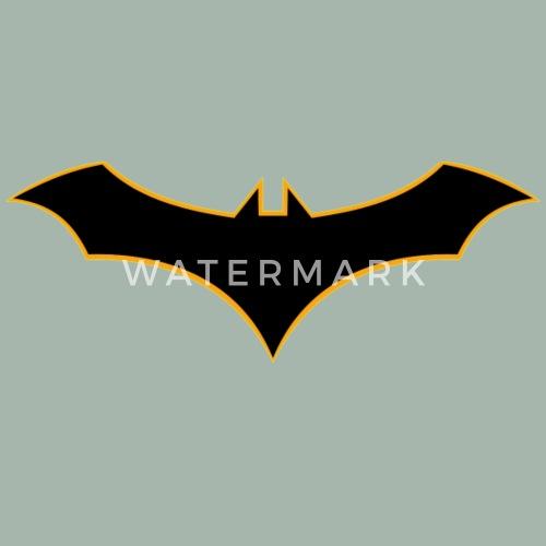 Batman Rebirth Logo By Spreadshirt